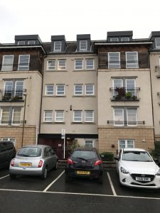 5/10 Powderhall Rigg, Edinburgh, EH7 4GA