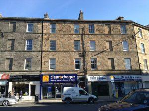 17 3f4 Home Street, Edinburgh  EH3 9JR